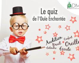 Quiz Audition (2018) – Réf. 85-010