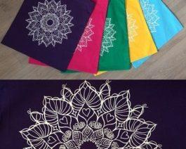 Sac en coton Mandala – Réf. 85-043