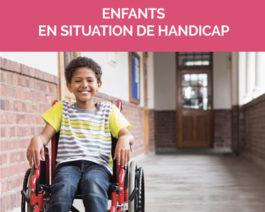 Handicap – Accompagnement des enfants en situation de handicap dans les structures d'accueil collectif v. 2018 – Réf. 85-056