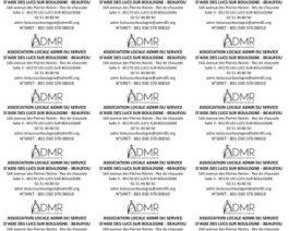 Etiquettes tampon – Réf. 85-062