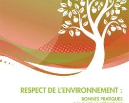 Livret environnement en unité de vie (2014) – Réf. 85-073