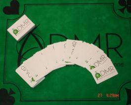 Jeu de 54 cartes – Réf. 85-130