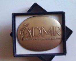Médaille ADMR non personnalisée – Réf. 85-150