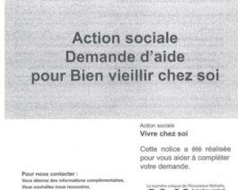 Demande de financement CARSAT N3006-01/2013 – Réf. 85-208
