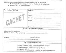Intervention prestataire sans exonération – Réf. 85-212