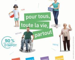 Affiche générique ADMR Vendée (2020) – Réf. 85-913