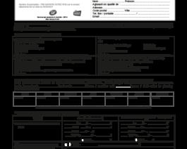 Devis prestataire (par liasses de 50 exemplaires)- Réf. 85-945